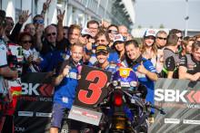 スーパーバイク世界選手権 SBK Rd.11 9月29-30日 フランス