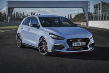 Hyundai i30 N sätter helt ny standard enligt Autocar