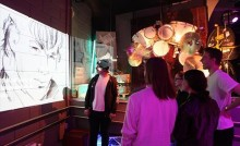 Popsenteret tilbyr omvisninger for turister