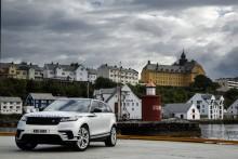 Range Rover Velar kæmper om prestigefyldte priser