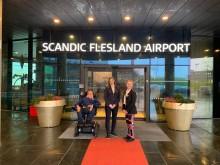 Scandic markerer Tilgjengelighetsdagen med Funkis-takeover