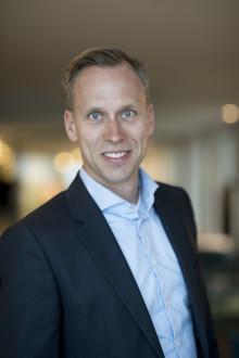 Per Samuelsson utsedd till General Manager för Cisco i Sverige