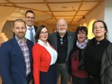 Nyvalda presidieledamöter i Umeå