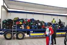 DHL Freight ny logistikpartner till Vasaloppet