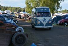 Volkswagen-träffen Bug Run arrangeras för 33:e gången