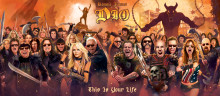 CELEBRATING THE LIFE AND LEGACY OF RONNIE JAMES DIO