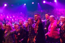 Svensk prissuccé när Nordic Choice Hotels firade sina medarbetare