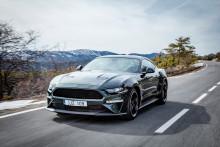 Tänä vuonna myyntiin tulevan uuden Ford Mustang BULLITT ‑erikoismallin Euroopan ensiesittely Genevessä