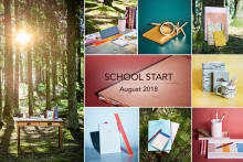 Lagerhaus presenterar nyheter inför jobb- och skolstart