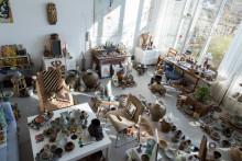 Joe Hedlund: Konsten som hem – hemmet som konst