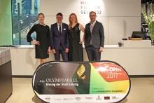 So glamourös wird der 24. Mitteldeutsche Olympiaball in Leipzig!