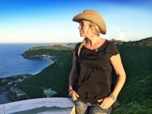 Anne Lundberg besöker Rwanda med Clowner utan Gränser