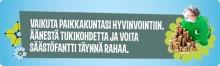 8000 osallistui Säästöpankkien äänestykseen. Kiitos kaikille!
