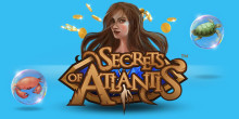 Sukella valtameren syvyyksiin kohti myyttistä Atlantista ja aarretta!