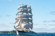 Tre Kronor af Stockholm till Nynäshamn 13-17 oktober
