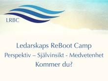 Ledarskap ReBoot Camp - Företag i balans kräver balanserade ledare