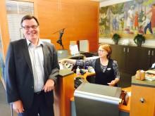 Jobba i Sparbanken: Juhani, verkställande direktör