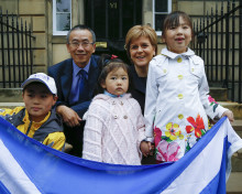 First Minister to visit China