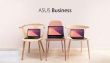ASUS Business lanseras i Sverige - Nytt koncept med moderna företagslösningar