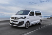 Nya Opel Zafira Life sätter ny standard i klassen