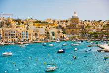 Flyg direkt till Malta från Göteborg med Ryanair