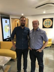 Hospitality Mavericks Podcast - The power of data with Simon Blackbourne