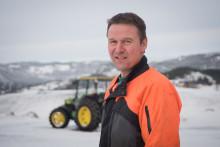 Forventer kraftig inntektsnedgang for bonden