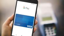 Google Pay ab sofort verfügbar für Visa Karteninhaber in Deutschland