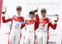 Tre kørere kan stadig nå at vinde Audi Sport TT Cup mesterskabet