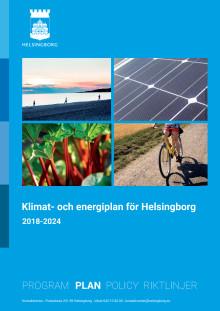 Klimat- och energiplan för Helsingborg