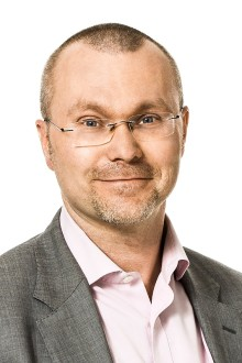 Näringslivschefen välkomnar Sigma till Umeå