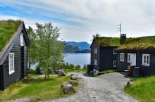 Kjøl ned hytta med varmepumpe i sommer