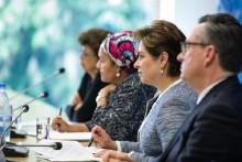 Långsamma framsteg vid klimatförhandlingarna