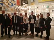 Skanska Sverige och Malmö stad får pris som Årets Framtidsbyggare