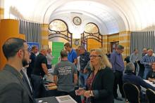 Golvföretaget KVM lyfter hållbarhetsfrågorna i Norrköping