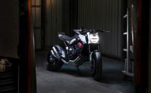 Nyheter från Honda på mc-mässorna i Paris och Köln