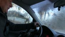 Slik hindrer du is og dugg på ruta