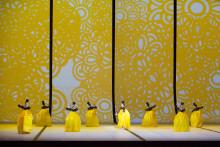 Det Ny Teater præsenterer SCENT OF INK -  Et koreansk gæstespil