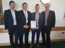 Mitie wins gold at the Safety in Roofing Awards