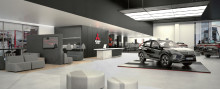 Mitsubishi Motors Introduces New Design to Global Dealerships