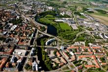 Järnvägsutredning för Linköping ställs ut
