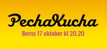 PechaKucha 17 oktober 2013
