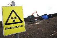 Hur upptäcker man radioaktivitet i avfall?