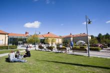 Alla ekonomer fick jobb under sin magisterutbildning på Högskolan Kristianstad