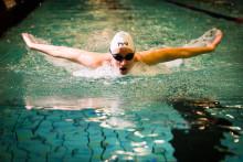 Internationale topsvømmere på vej til Trekantområdet