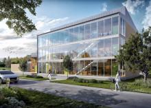 Zenergy publicerar nyhetsbrev med film från bostadsprojektet åt Wallenstam i Mölndal