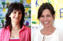 Järfällas pedagogpris – det gyllene äpplet –  till Rima Esmailiyan och Charlotta Ståhlberg