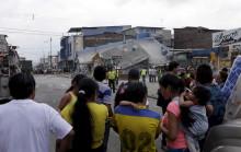 SOS-barnebyer gir omsorg og beskyttelse til barn rammet av jordskjelvet i Ecuador