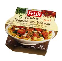 Nya pastarätter från Felix Italia