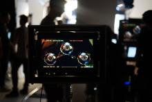 Visualisez le son avec le système audio Sony MHC-V7D
